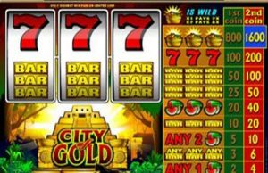 City of Gold Casino Game